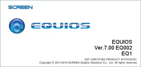 EQUIOS Ver.7.00 EQ002